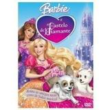 Dvd Barbie E O Castelo De Diamante
