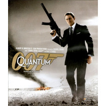 Bluray 007 Quantum ( Quantum Of Solace ) 2008 - Marc Forster