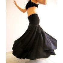 Pollera Sirena Para Danza Arabe