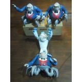 Monsters Inc Muñecos Colecciones X 4 Retroclásicos