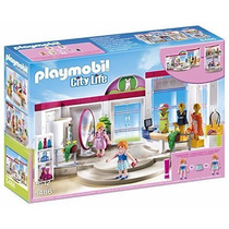 Retromex Playmobil 5486 Tienda Ropa Ciudad Centro Comercial