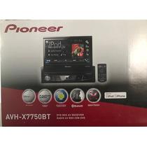Pantalla Pioneer Motorizada Avh-7750bt