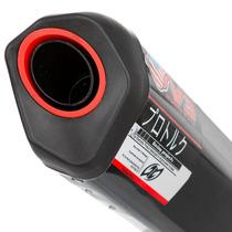 Escape / Ponteira Esportiva Pro Tork V3 Xtz 125 Alumínio Pre