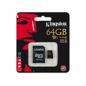 tarjetas de memoria 64 gb mercadolibre