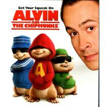 Bluray Alvin Y Las Ardillas ( Alvin And The Chipmunks ) 2007