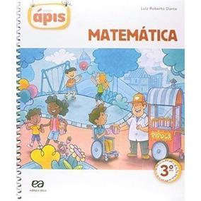 Livro Matematica - 3º Ano - Projeto Apis Luiz Roberto Dante