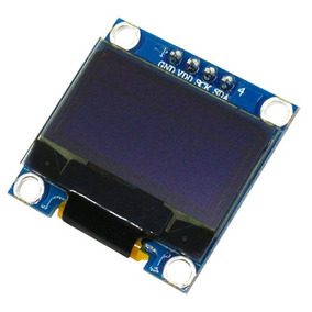 Display Lcd Serial Arduino Led Oled 0.96 Gráfico 128x64 I2c