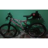 Bicicleta Elétrica Aro 26 Bateria De Lithium
