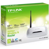 Roteador Tp Link 740n Wireless 150 Mbps Ipv6 01 Antena 5 Dbi