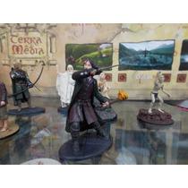Miniatura Aragorn - Senhor Dos Anéis - Eaglemoss