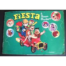 Antiguo Álbum De Estampas - Hanna Barbera - Completo 396