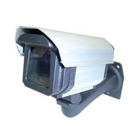 Caixa Proteção Para Câmeras De Segurança Junior Com Suporte