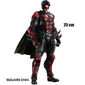 Batman Arkham Origins Robin Play Arts Kai - 12x Sem Juros