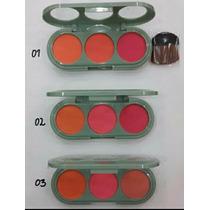 Rubor Clinique 3 Tonos Mayor Maquillaje