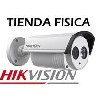 Camara De Seguridad Hikvision 3.6mm Exteriores Cctv