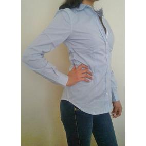 Camisa De Vestir Para Mujer Talla M Traida De España