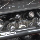 Protetor Adesivo 3d Mesa + Ignição Moto Honda Nx 400 Falcon