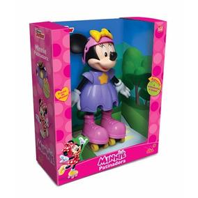 Boneca Minnie Patinadora
