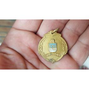Antigua Medalla Fay Federacion Argentina Yudo