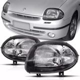 Juego Optica Renault Clio 1999 2000 2001 2002