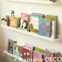 Estante Repisa Infantil De Madera Porta Libros Fotos Objetos