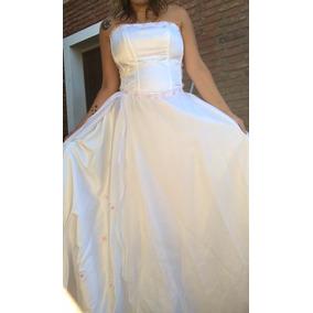 Vestido De Casamiento O 15 Años! Miralo!!