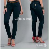 Calca Com Cinto Roscel Jeans