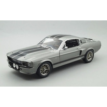 Mustang 67 Eleanor 60 Segundos Escala 1:18 Greenlight