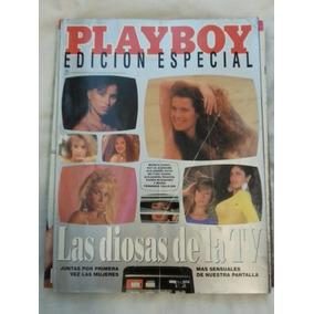 Revista Playboy - Septiembre 1992 Las Diosas De La T.v.