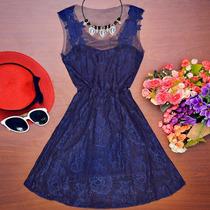 Mei Fashion / Vestido De Fiesta / Moda Coreana / Verano
