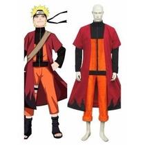 Cosplay Naruto Uzumaki /akatsuki/sasuke/fantasia /r$ 215,00