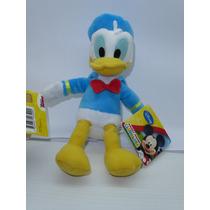 Pato Donald Peluche Chico Con Licencia Disney Original