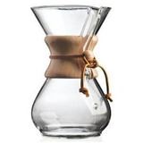 Classic Series Chemex De 6 Tazas De Cristal Cafetera