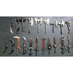 Promoção Arma Medieval E Leve Brinde Medieval