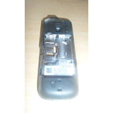 Carcaça Base Traseira Celular Nokia C2 00 Preto Original