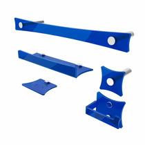 Kit Acessórios Para Banheiro Dreams C/ 5 Peças - Azul