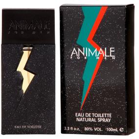 Perfume Animale For Men 100ml Masculino - Original E Lacrado