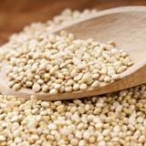 Quinoa Branca Em Grãos - Importada - 1 Kg - Grátis: Brinde!