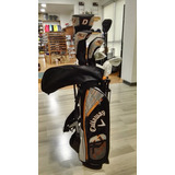 Set De Golf Callaway (niño 9-12 Años) / Liquidación Golf