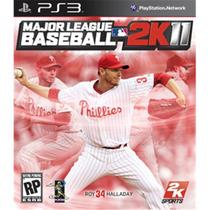 Super Game Ps3 Major League Baseball 2k11 Ps3