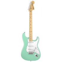 Guitarra Fender 011 5602 Special Green Na Cheiro De Musica !