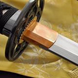 Katana Profecional Cas Hanwei Citadel Hecha A Mano Espada