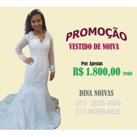 Vendo Vestidos De Noivas E Buques
