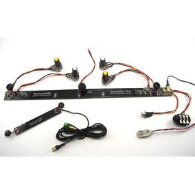 Eletrificação Para Acordeon Profissional Hmx 16 Black