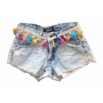 Shorts De Jean De Nena Moda Absoluta En Usa Y Europa