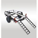 Projeto Fabricação De Reboque -kart,kart Cross,quadriciclos