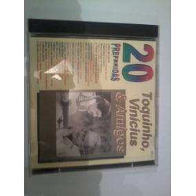 Cd Toquinho, Vinícius & Amigos - Original