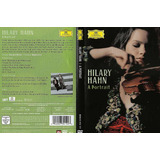 Dvd A Portrait Hilary Hahn Obras De Bach ,korngold Y Mozart
