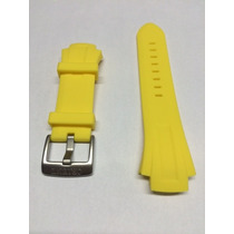 Pulseira Orient Seatech Mbttc003 Mbttc007 469ti002 Amarelo