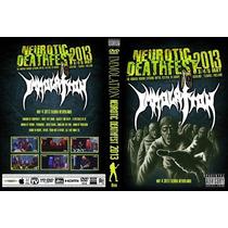 Immolation - Live Neurotic Deathfest 2013 Dvd